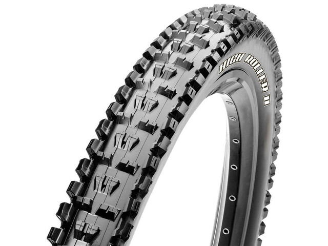 Maxxis HighRoller II - Pneu vélo - 27,5 x 2,40 3C MaxxGrip rigide noir